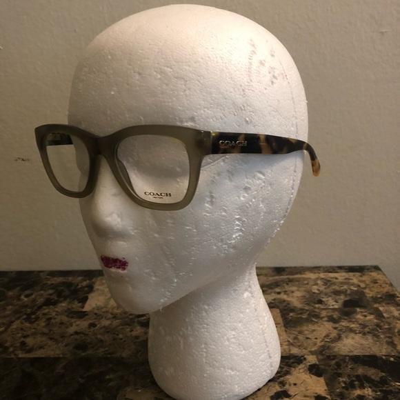 9df0fd0d476f Coach Accessories - COACH HC6115 5508 Olive Eyeglasses